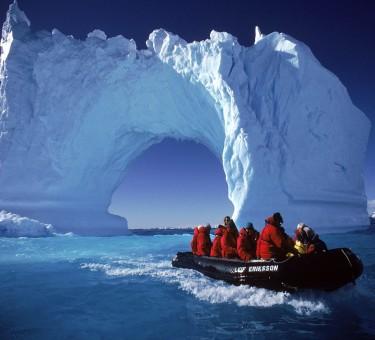 Отдых и путешествие в Антарктиду