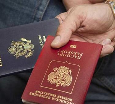 Как получить двойное гражданство – США и Россия?