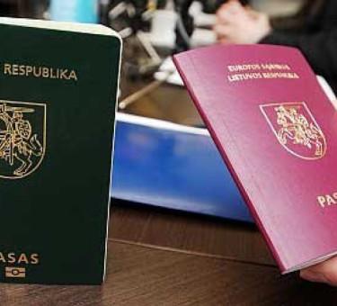 Оформление и получение гражданства Литвы: знакомимся с особенностями процесса
