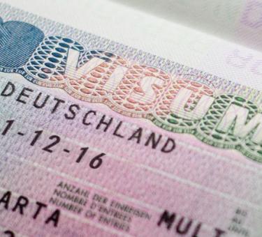 Национальная виза D в Германию: особенности заполнения анкеты