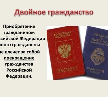 Возможность получения двойного гражданства России и Эстонии: разбираемся в правомерности вопроса. 15 ГР