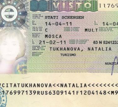 Получение визы категории D в Италию: знакомимся с нюансами оформления въездного разрешения