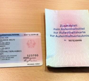 Оформление и получение ВНЖ в Германии: условия и этапы приобретения постоянного и временного вида на жительство