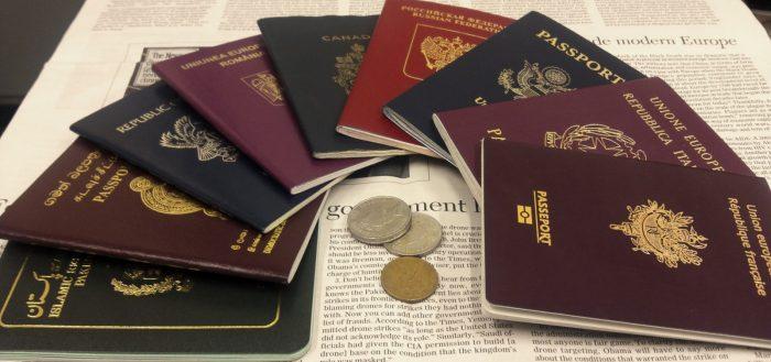Выбираем страну из государств ЕС для оформления гражданства