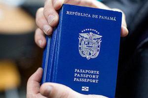 Паспорт Республики Панама