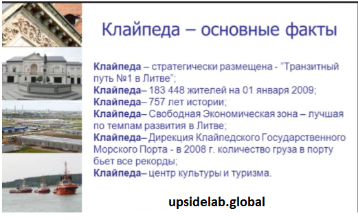 Почему стоит обратить внимание на зону «Клайпеда»