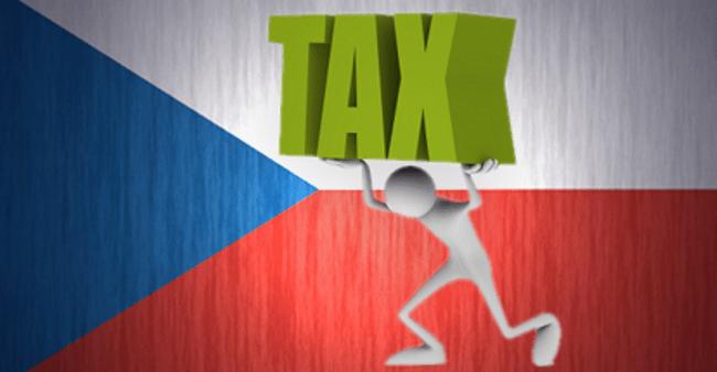 Виды налогов в Чехии