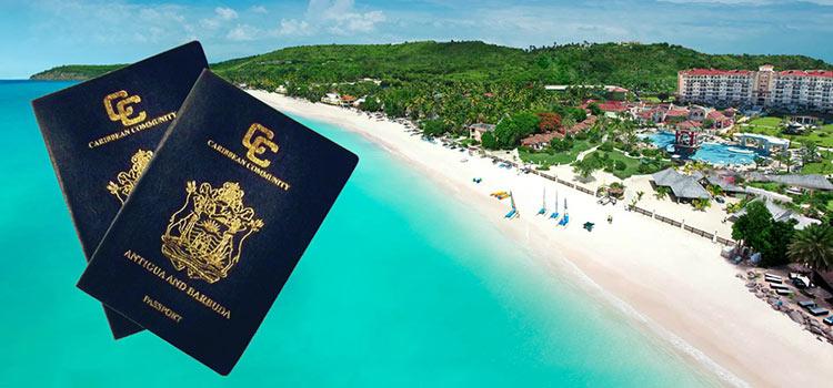 Изучаем процесс оформления второго паспорта Антигуа и Барбуда