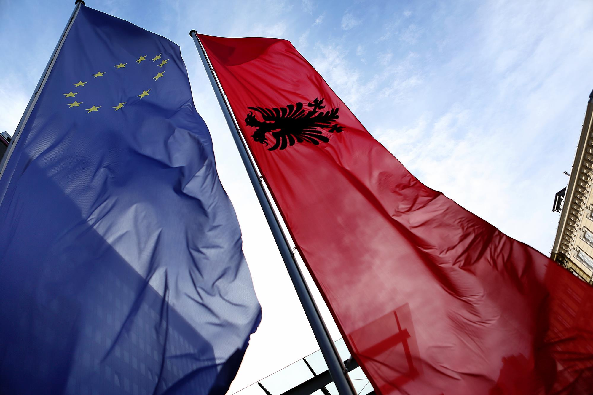 Албания – кандидат на вступление в Евросоюз
