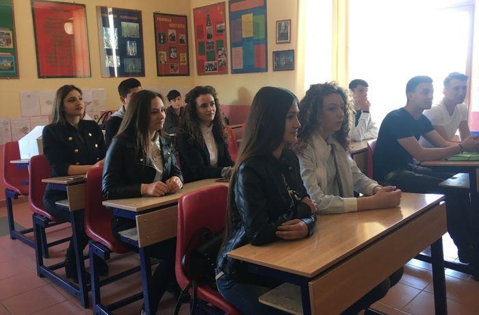 Обучение в Албании