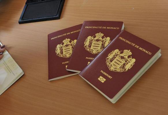 Паспорт Монако за инвестиции