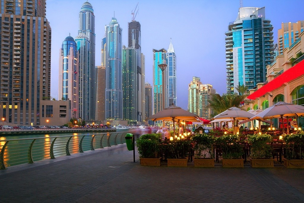 Переезд в ОАЭ и резидентская виза