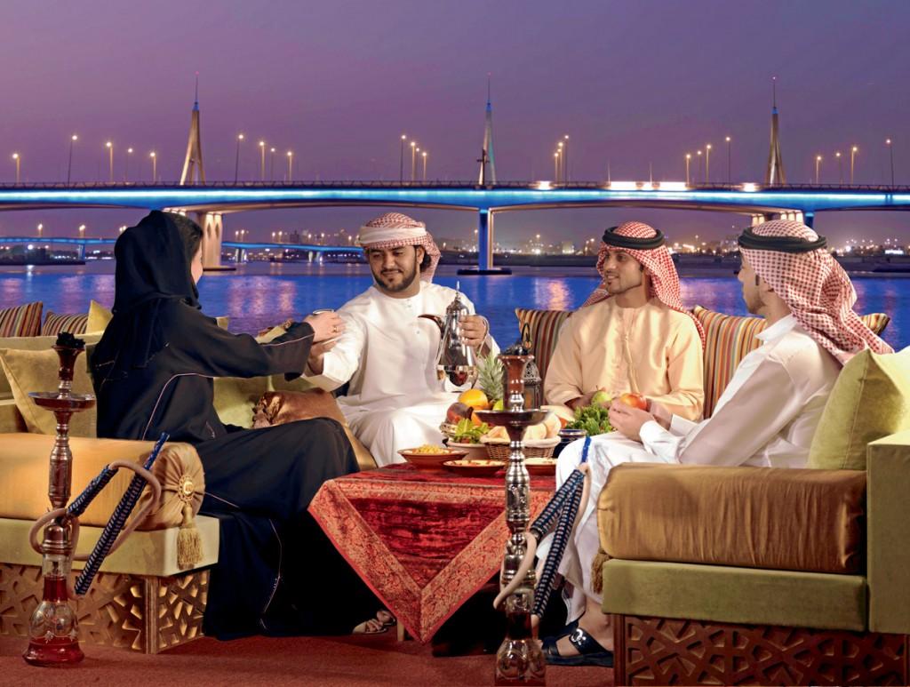 Традиции Арабских Эмират