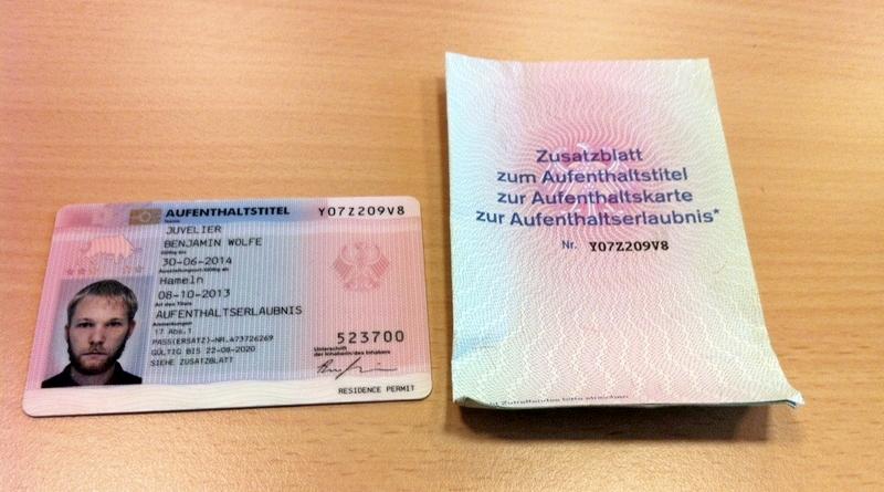 Получаем ВНЖ в Германии