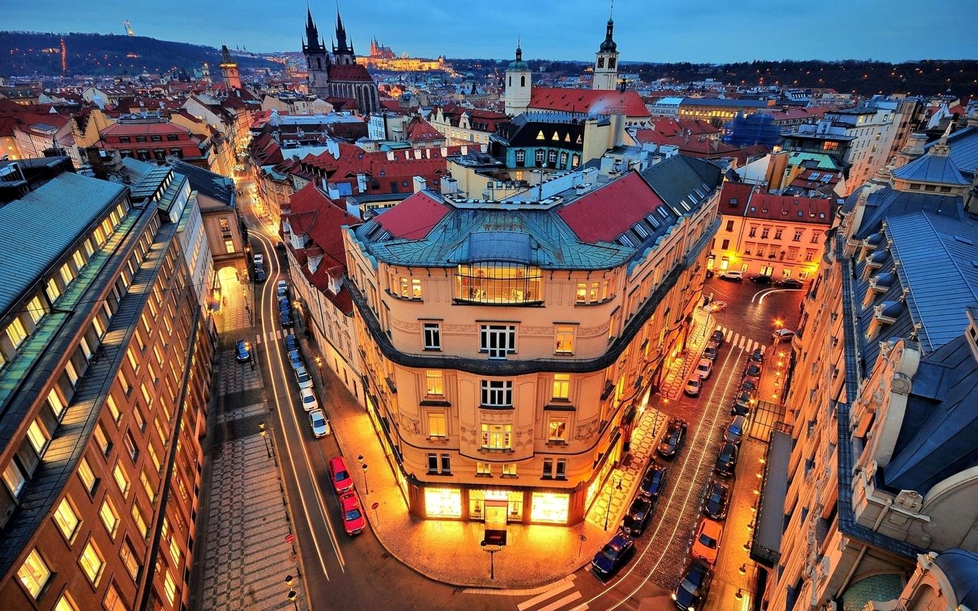 Недвижимость в исторических местах Праги