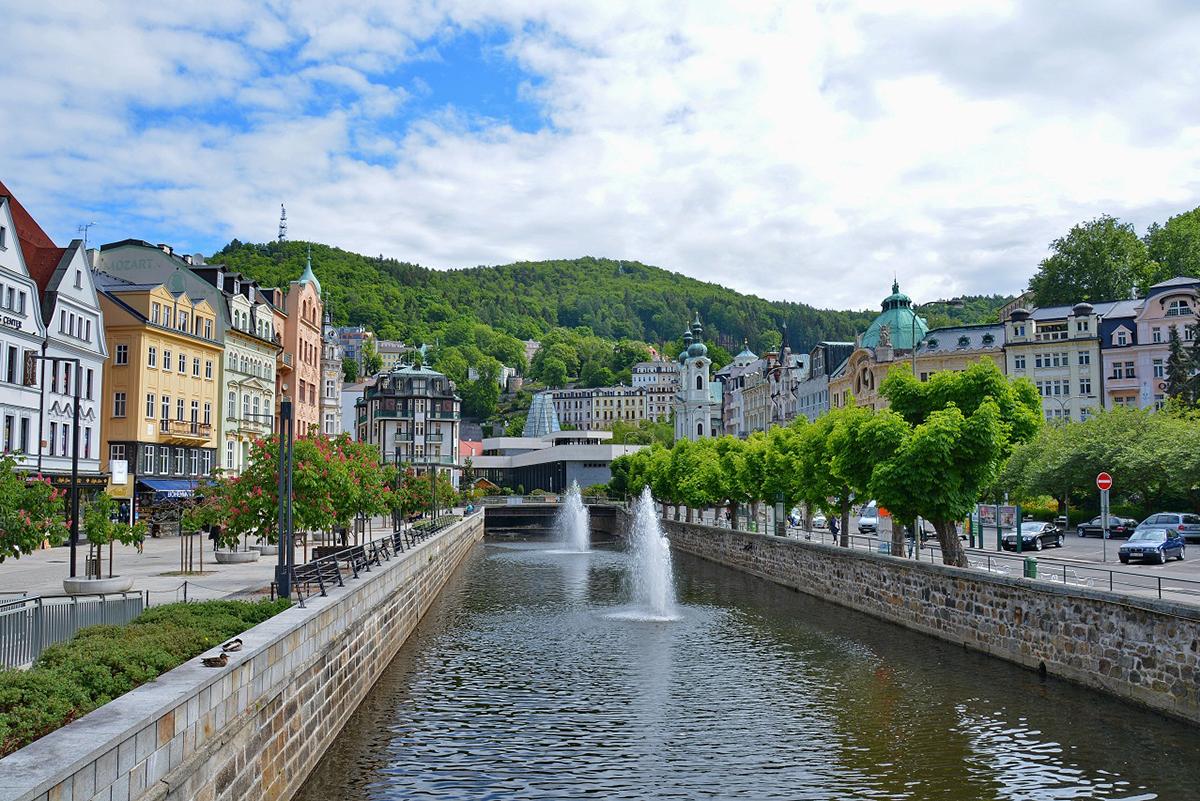Недвижимость в Карловых Варах в Чехии