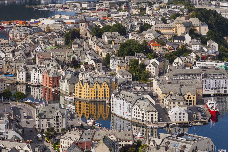 Жизнь в Норвегии и получение ВНЖ