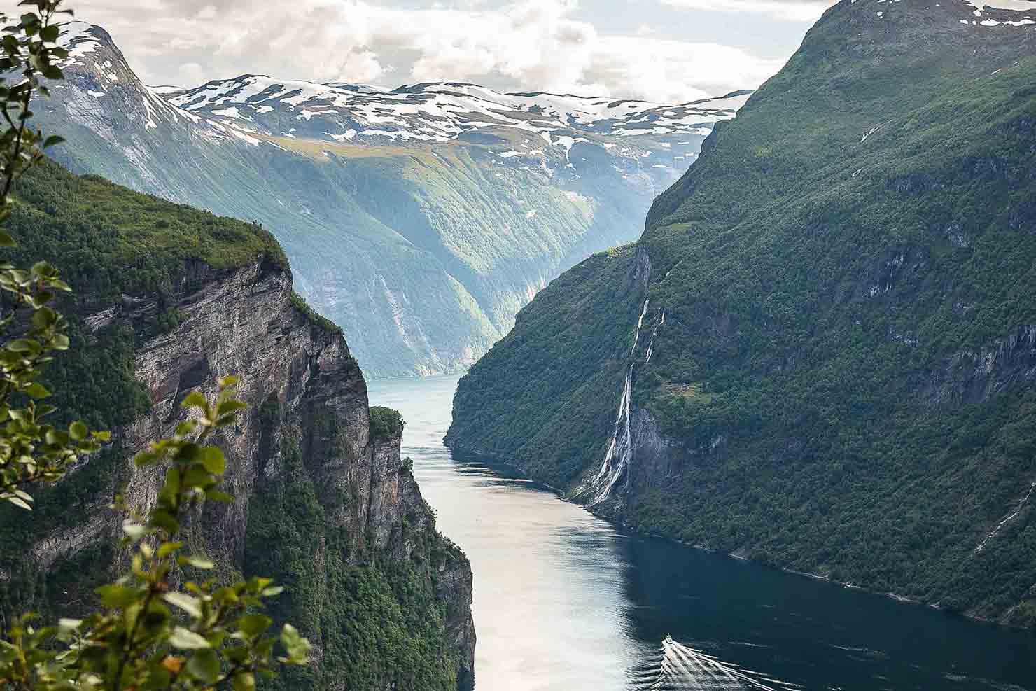 Жизнь и работа в Норвегии с ВНЖ