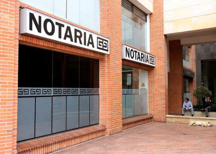 Нотариальная контора в Испании