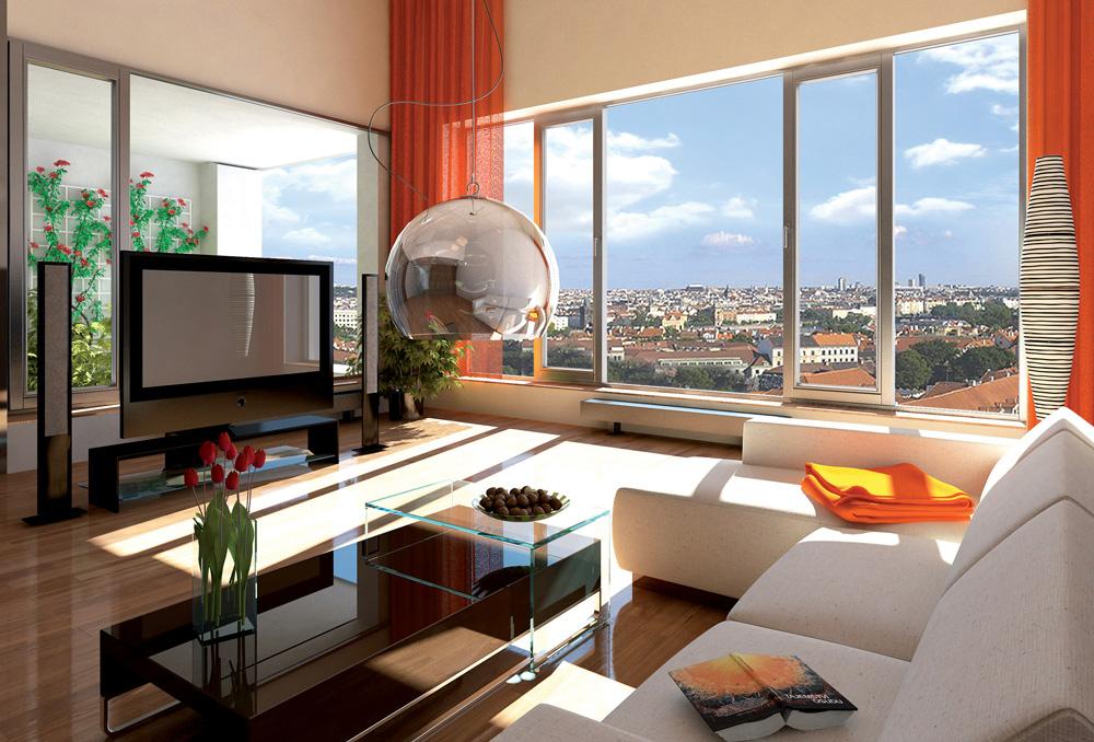 Сдача квартиры в аренду в Чехии