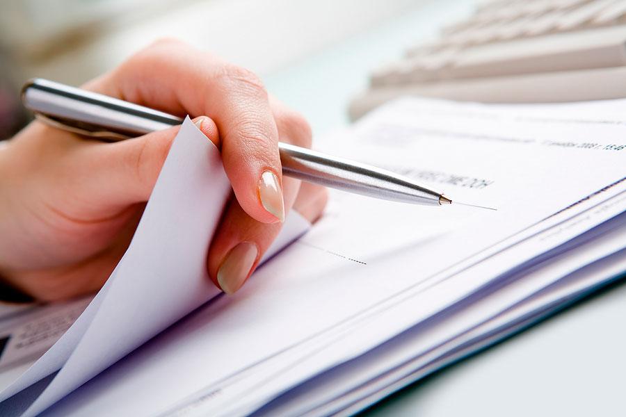 Документы для регистрации новой фирмы в Торговом суде
