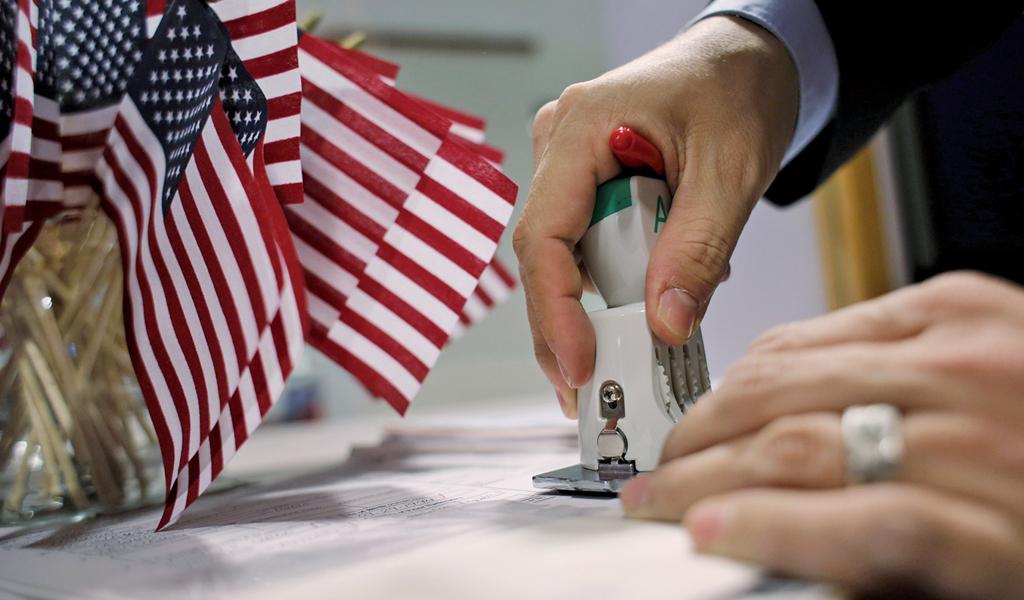 Заявление на визу США для бизнесменов