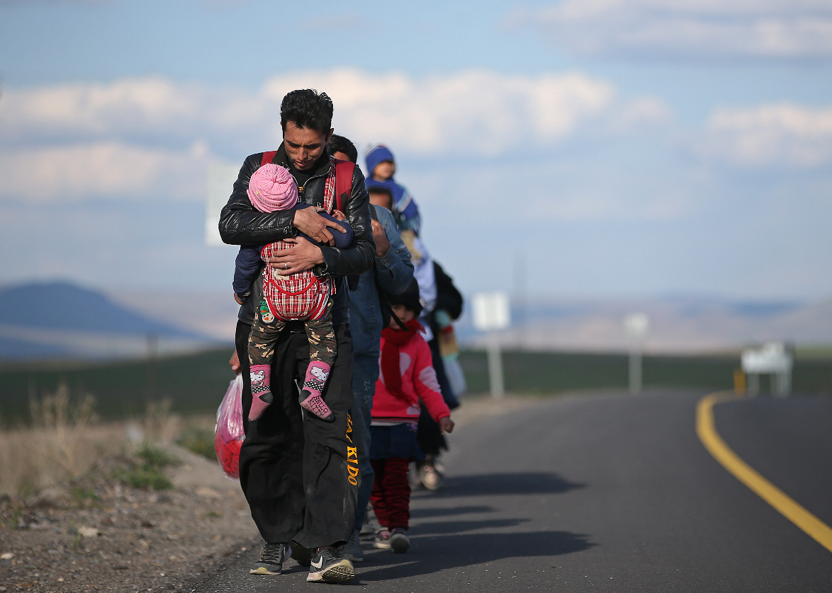 Получение ВНЖ беженцами