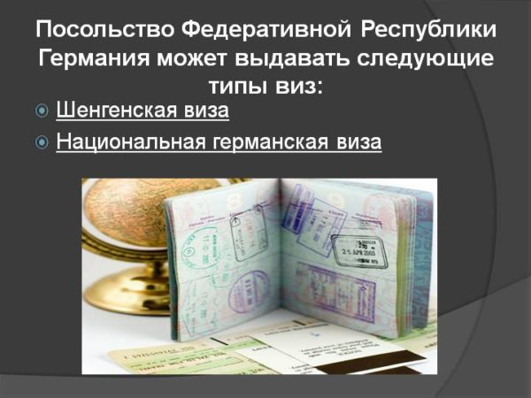 Если не учитывать транзит, то выбирать, по сути, заявителю придется между двумя типами виз