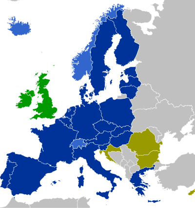 География для поездок с деловой польской визой будет большой