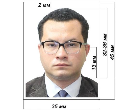 Каким должно быть фото на деловую визу в ФРГ