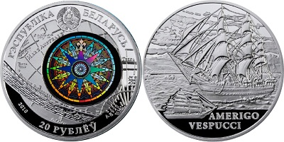 Качество монеты бриллиант анциркулэйтед
