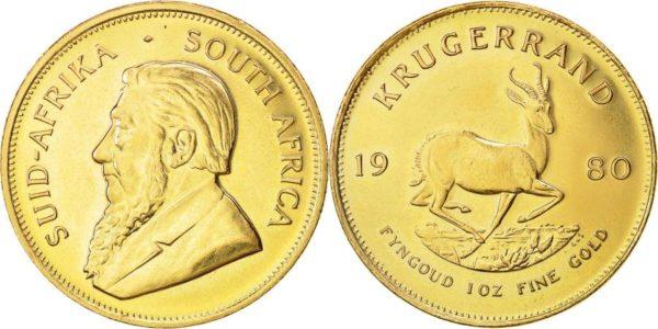 Южноафриканская инвестиционная монета