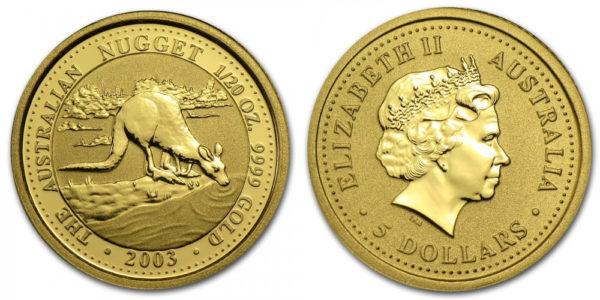 Австралийская инвестиционная монета