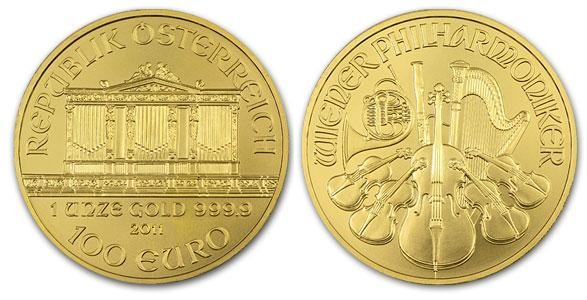 Австрийская инвестиционная монета