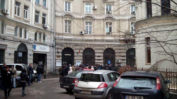 Здание Национального агентства по вопросам гражданства