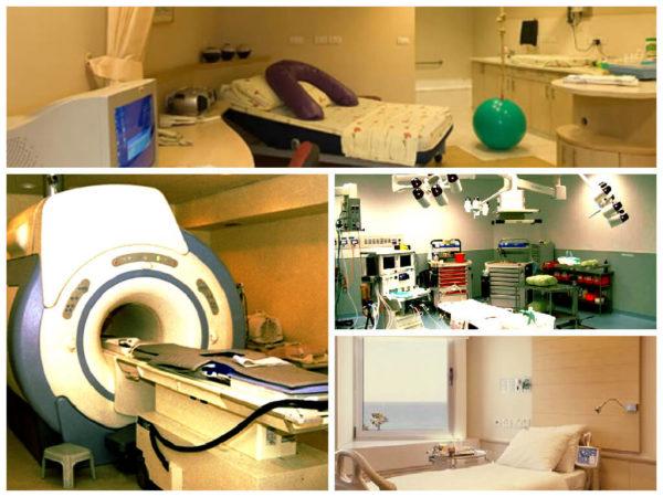 Медицинский центр располагает новейшим оборудованием