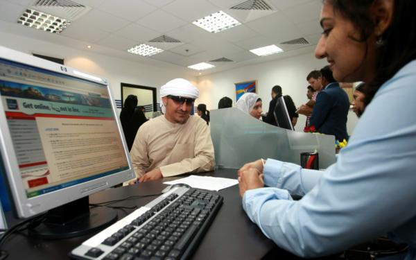 Как получить рабочую визу в ОАЭ