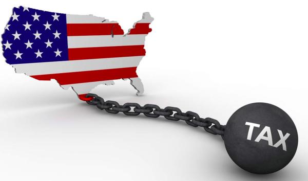 Ответственность по налогам в США