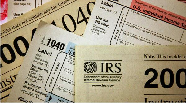 Порядок оплаты налогов в США