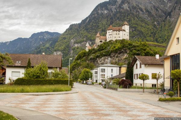 Переезд в Лихтенштейн, случаи