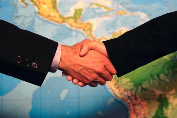 Международное сотрудничество относительно «черных» оффшоров