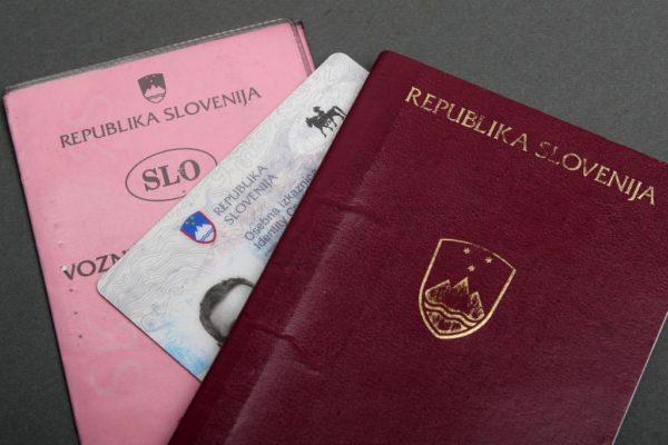 Подтверждение родства с гражданами Словении