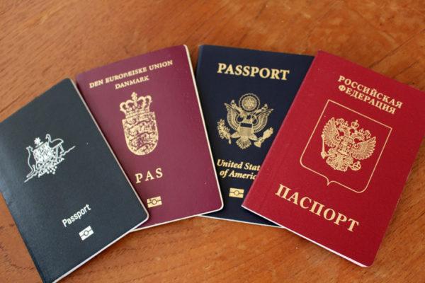 Двойное гражданство с РФ среди стран мира