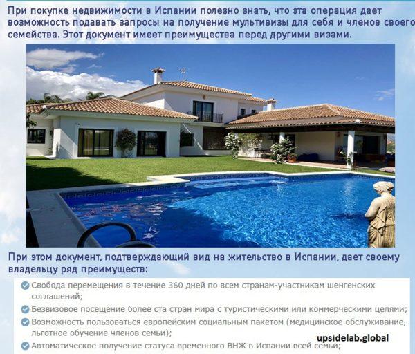 Испанское подданство за счет инвестирования в недвижимость