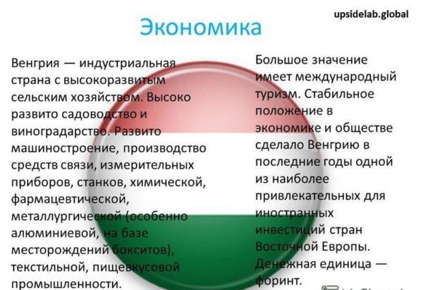 Что представляет собой Венгрия