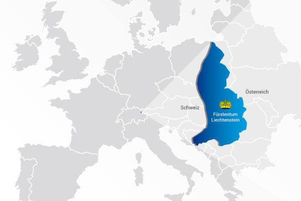 География княжества Лихтенштейна
