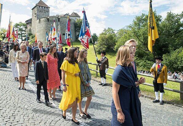 Праздники в Лихтенштейне – Национальный день Княжества