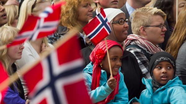 Получение гражданства Норвегии беженцами