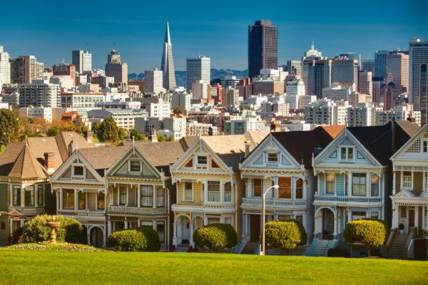 Апартаменты в Сан-Франциско, США