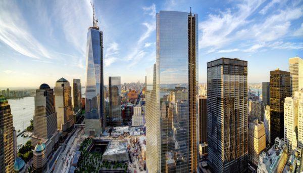 Апартаменты в небоскребах Америки